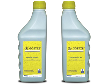 Radiator Coolant, Goetze India