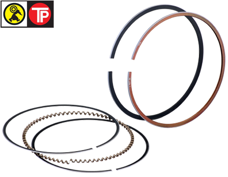 Piston Rings 2 Wheeler